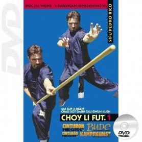 DVD Kung Fu Choy Li Fut Formes