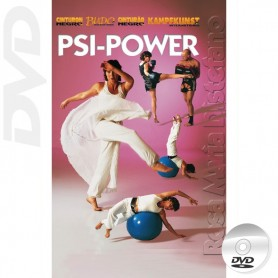 DVD Psi Power pour Artistes Martiaux