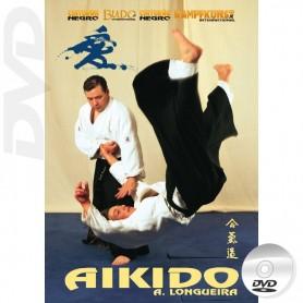 DVD Aikido Longueira Ryu