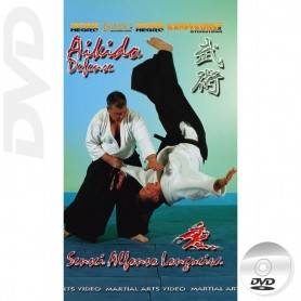 DVD Aikido Defense Longueira Ryu