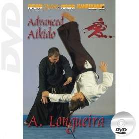 DVD Longueira流高級合氣道