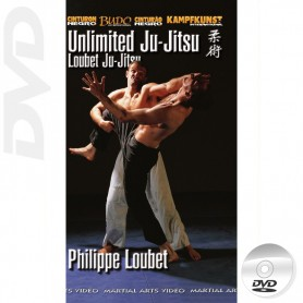 DVD Unlimited Ju Jitsu