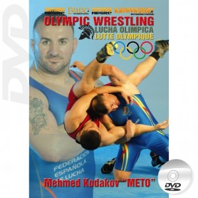 DVD Olympic Wrestling