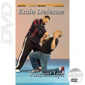 DVD Ling Gar Kung Fu Knife Defense