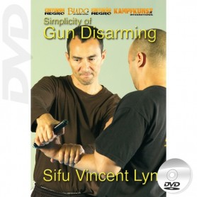 DVD Ling Gar Kung Fu Disarmi da Pistola