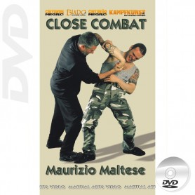 DVD Close Combat Vol 1
