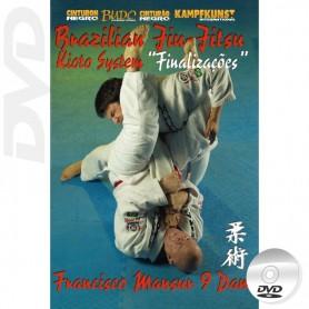 DVD BJJ Kioto Jiu Jitsu Finalizaciones