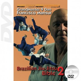 DVD The Brazilian Jiu-Jitsu Bible Vol 2