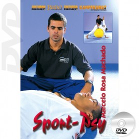 DVD Sport-Psy for competition