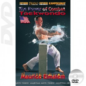 DVD The Power of Combat Taekwondo