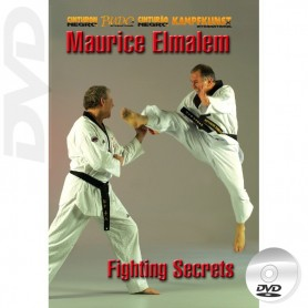 DVD Taekwondo Fighting Secrets
