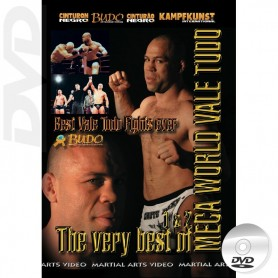 DVD Meca World Vale Tudo The Very Best