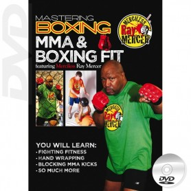DVD Mastering Boxing MMA & Boxing Fit