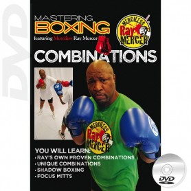 DVD Mastering Boxing Combinations