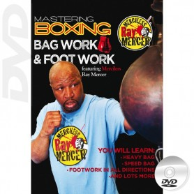 DVD Mastering Boxing Bag Work & Footwork