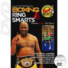 DVD Mastering Boxing Ring Smarts