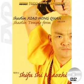 DVD Shaolin Xiao Hong Quan Forma Tao Lu
