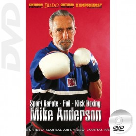 DVD Sport Karate, Full & Kick-Boxing