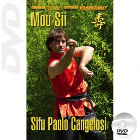 DVD Kung Fu Mou Sii Lion's Dance
