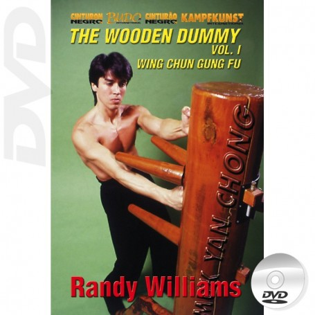 DVD Wing Chun Wooden Dummy Form Part 1