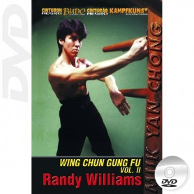DVD Wing Chun Wooden Dummy Form Part 2