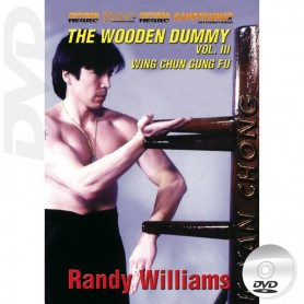 DVD Wing Chun Wooden Dummy Form Part 3