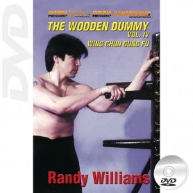 DVD Wing Chun Wooden Dummy Form Part 4