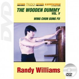DVD Wing Chun Wooden Dummy Form Basic Drills