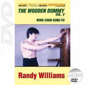DVD Wing Chun Wooden Dummy Form Basic Drills