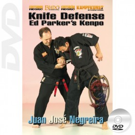 DVD Kenpo Defensa de cuchillo