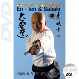 DVD Aikido Osaka Aikikai Vol2 En-ten & Sabaki