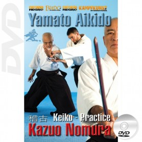 DVD Aikido Osaka Aikikai vol3 Aikido Keiko