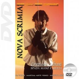 DVD Nova Scrimia The Sword