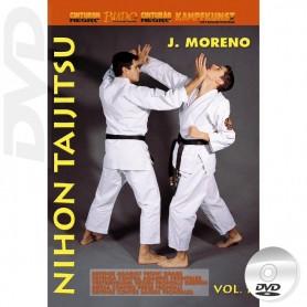 DVD Nihon Taijitsu Vol1 Difese contro prese frontali