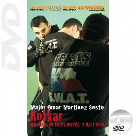 DVD Kokkar Handgun Defensive Tactics