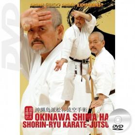 DVD Okinawa Shima-Ha Shorin-Ryu Karate Jutsu