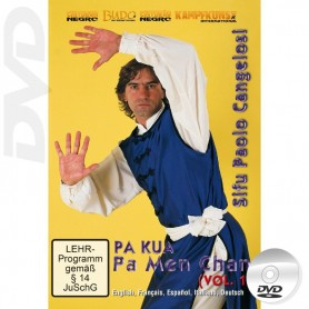 DVD Kung Fu Pa Kua Pa Men Chan Form Vol 1