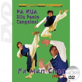 DVD Kung Fu Pa Kua Pa Men Chan Form Vol 2