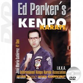 DVD Ed Parker's Kenpo IKKA