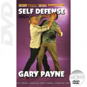 DVD Realistic Self Defense Vol 1