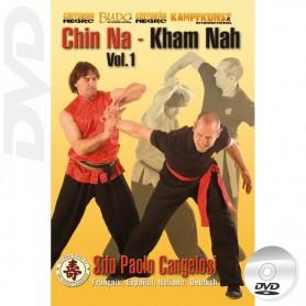 DVD Kung Fu Chin Na Vol 1
