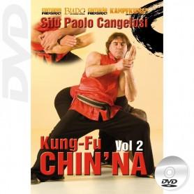 DVD Kung Fu Chin Na Vol 2