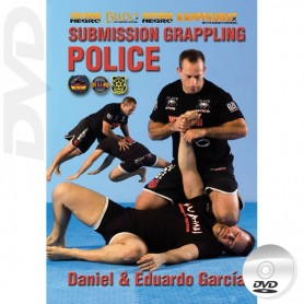 DVD Grappling Policial