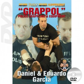 DVD Police Grappling Techniques
