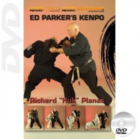 DVD Ed Parker's Kenpo Planas Lineage