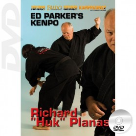 DVD Ed Parkers Kenpo - Regras e princípios