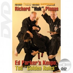 DVD Kenpo Golden Rules