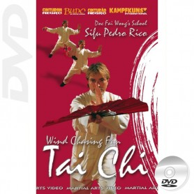 DVD Tai Chi Wind Chasing Fan