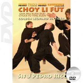 DVD Choy Li Fut Leopard & Tiger Form