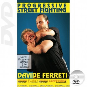 DVD Progressive Street Fighting